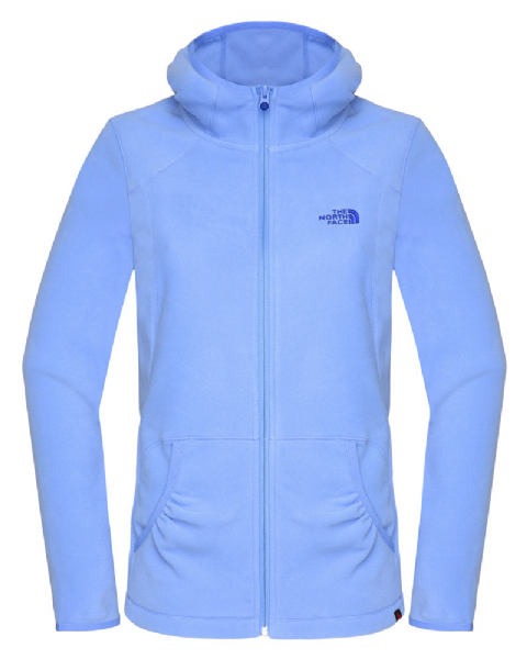 The North Face Womens Masonic Hoodie - Lavendula Purple - L Only
